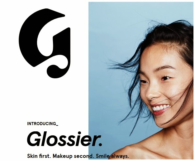 AD CAMPAIGN: Xiao Wen Ju for Glossier Skincare, Fall/Winter 2014