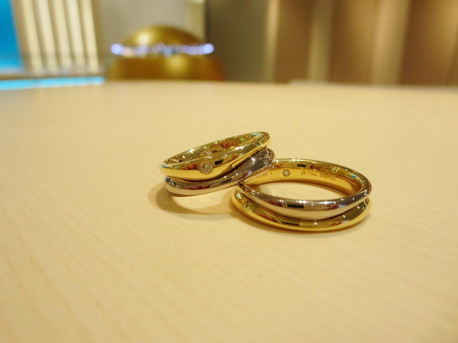 FURRER JACOT フラー・ジャコー 結婚指輪 鍛造 海外ブランド ゴールド プラチナ スイス