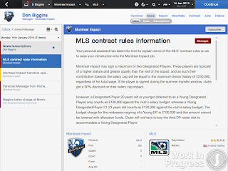 MLS Contract rules explanation