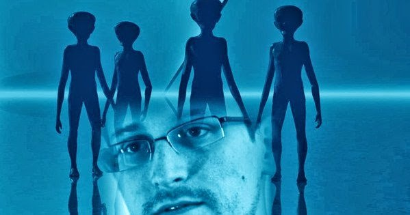 Documents Leaked by NSA Whistleblower Edward Snowden Conclusively Prove the United States Is Ruled by a Race of Tall, White Space Aliens