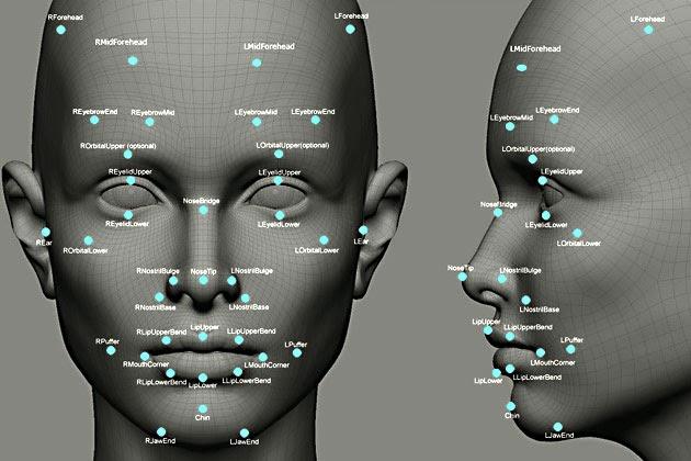facebook yüz tanıma recognition