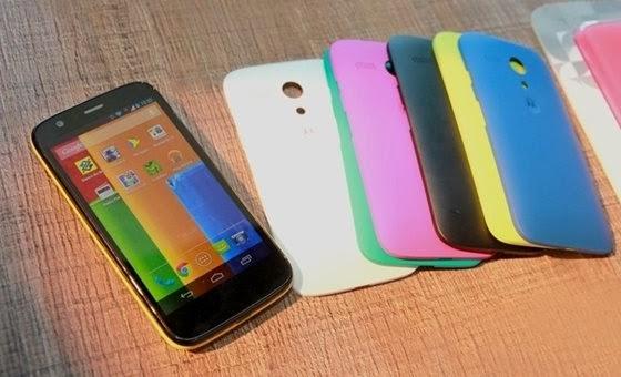 Design: Samsung Galaxy S Duos e Motorola Moto G - 560x340