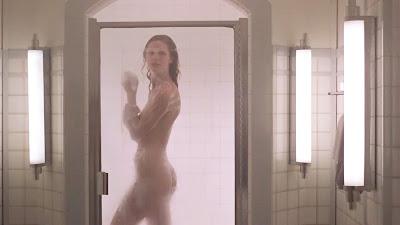 francine locke fully nude taking bath