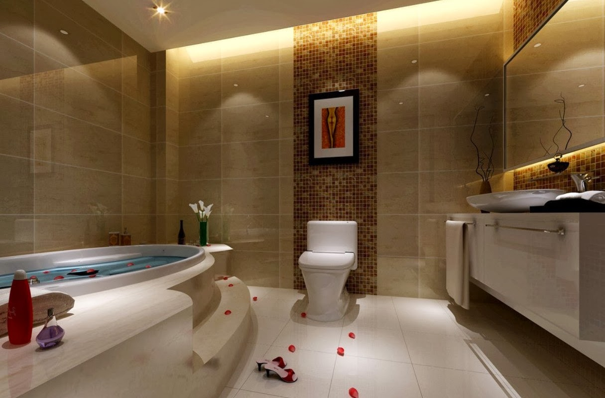 Bathroom designs 2014 moi tres jolie for Restroom design ideas