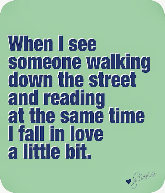 Reading and Walking and Love