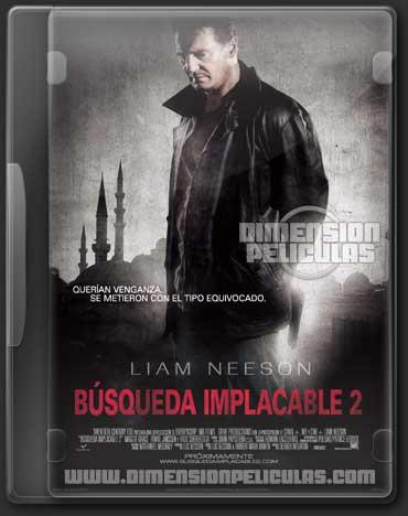Taken 2 (BRRip FULL HD Dual Latino / Inglés) (2012)