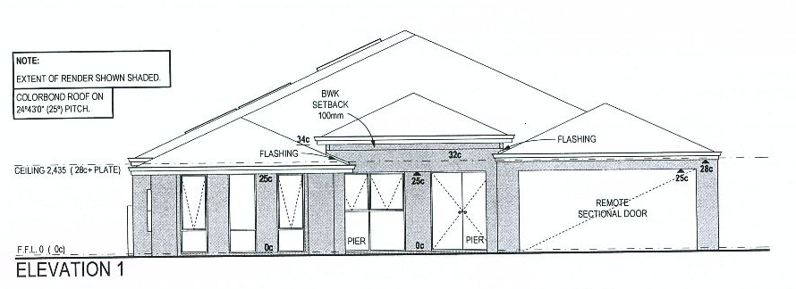 Front Elevation Designs Perth : Building quot the rendezvous with ventura homes plans