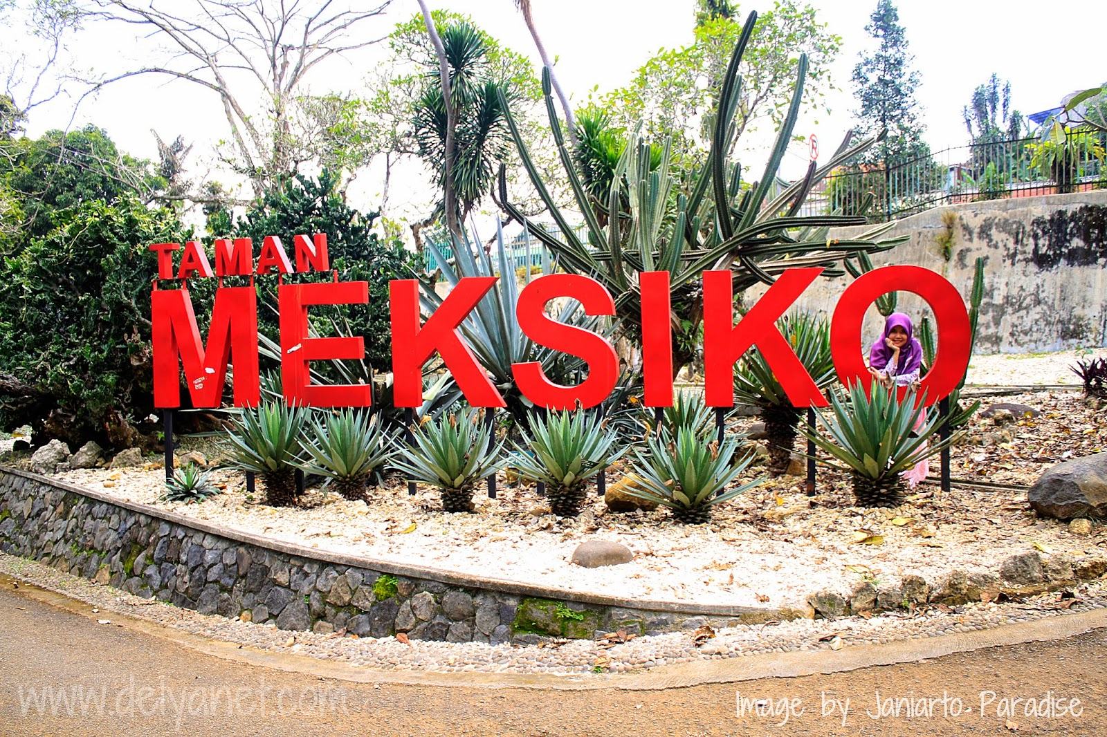Di Taman Meksiko