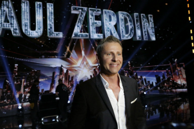 "Ventriloquist Paul Zerdin has won the 10th season of ""America's Got Talent."""
