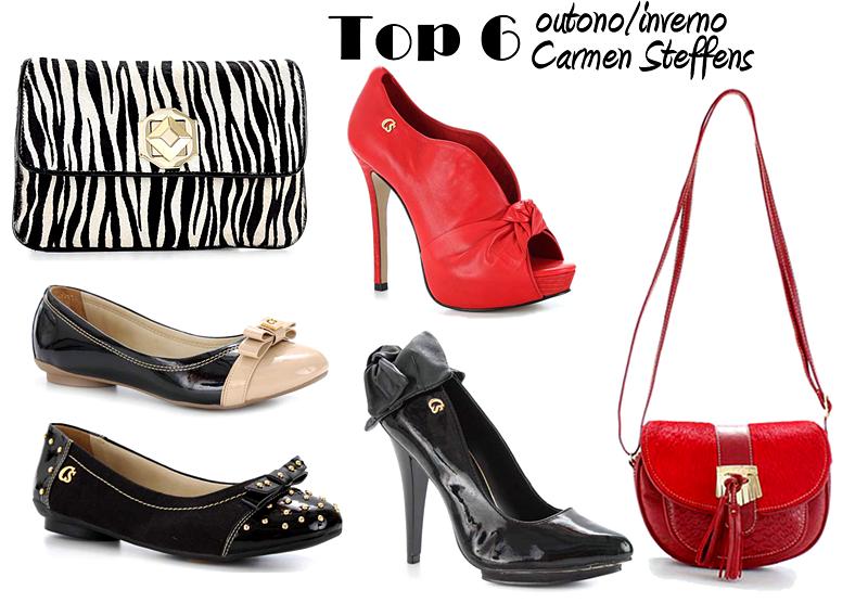 fcfc3e63a46 Vila Trendy  Top 6  coleção inverno Carmen Steffens!