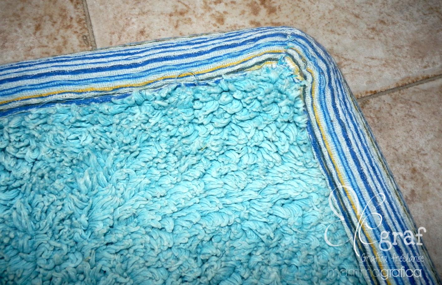 Elegraf grafica freelance come riciclare un tappetino da - Mi bagno troppo ...