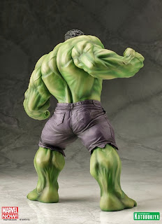 Kotobukiya ARTFX+ Marvel Now Avengers Hulk Statue