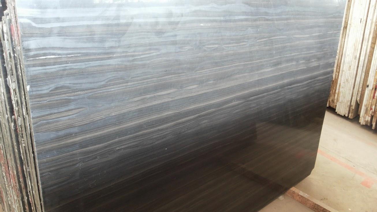 Marmer Hitam Serpeggiante black marble
