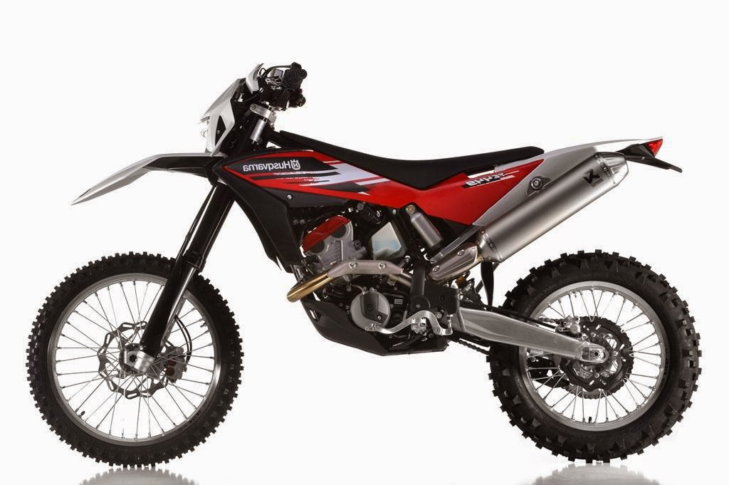 Husqvarna TE449 Upcoming Enduro Bikes