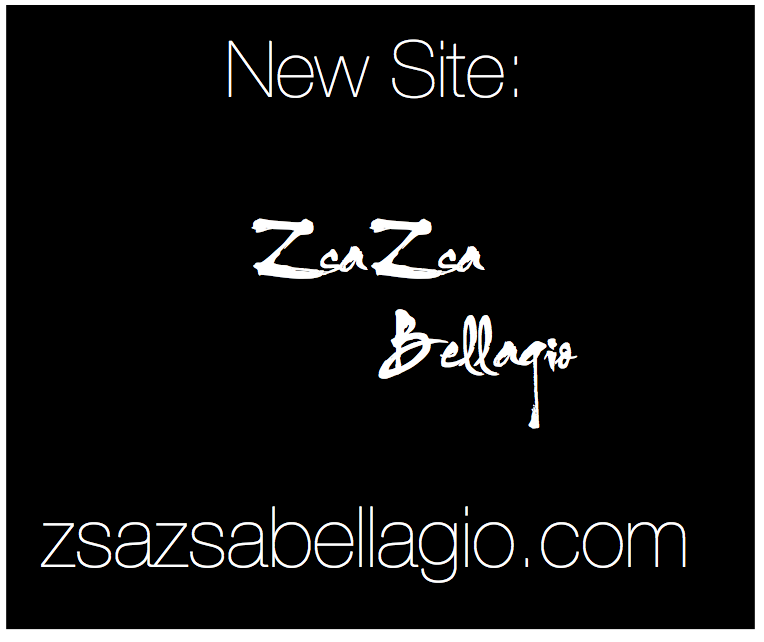 Visit the New ZsaZsa Bellagio