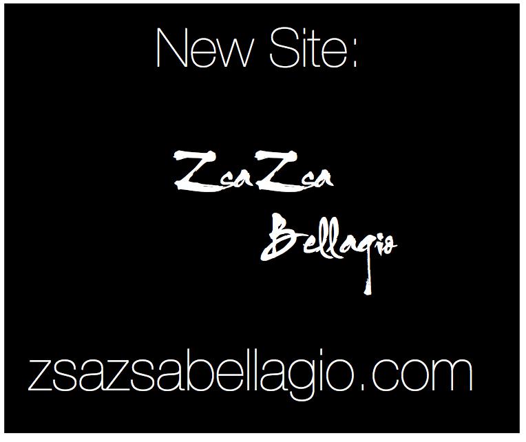 Visit the New ZsaZsa Bellagio