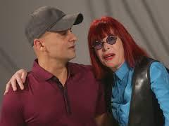 Sérgio Britto e Rita Lee na trilha sonora de Babilônia
