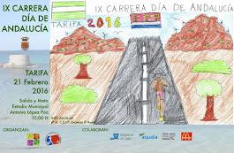 21/02 IX Carrera Popular Día de Andalucía en Tarifa