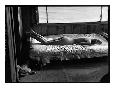 Patrick Demarchelier photographie de mode Vanessa lekpa romantique poetique luxe nue