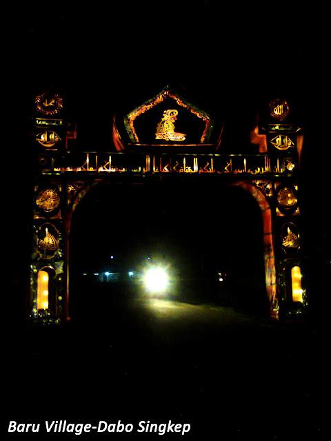 tradisi, tujuh liko, ramadhan, dabo singkep