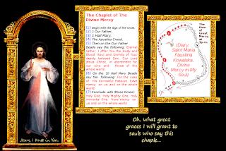 coronilla o rasario en ingles foto con jesus