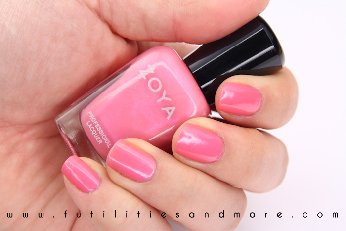 Zoya nail polish: Jordana | Futilities and More