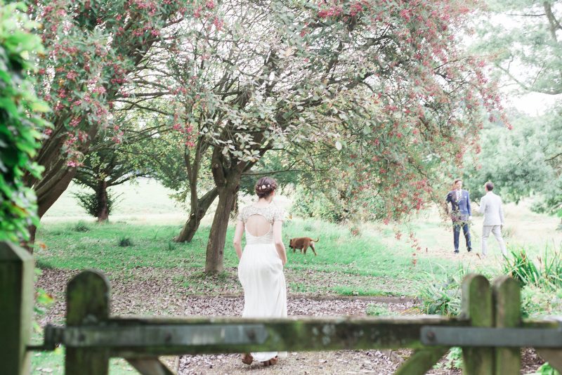 english wedding wales country nature photographer