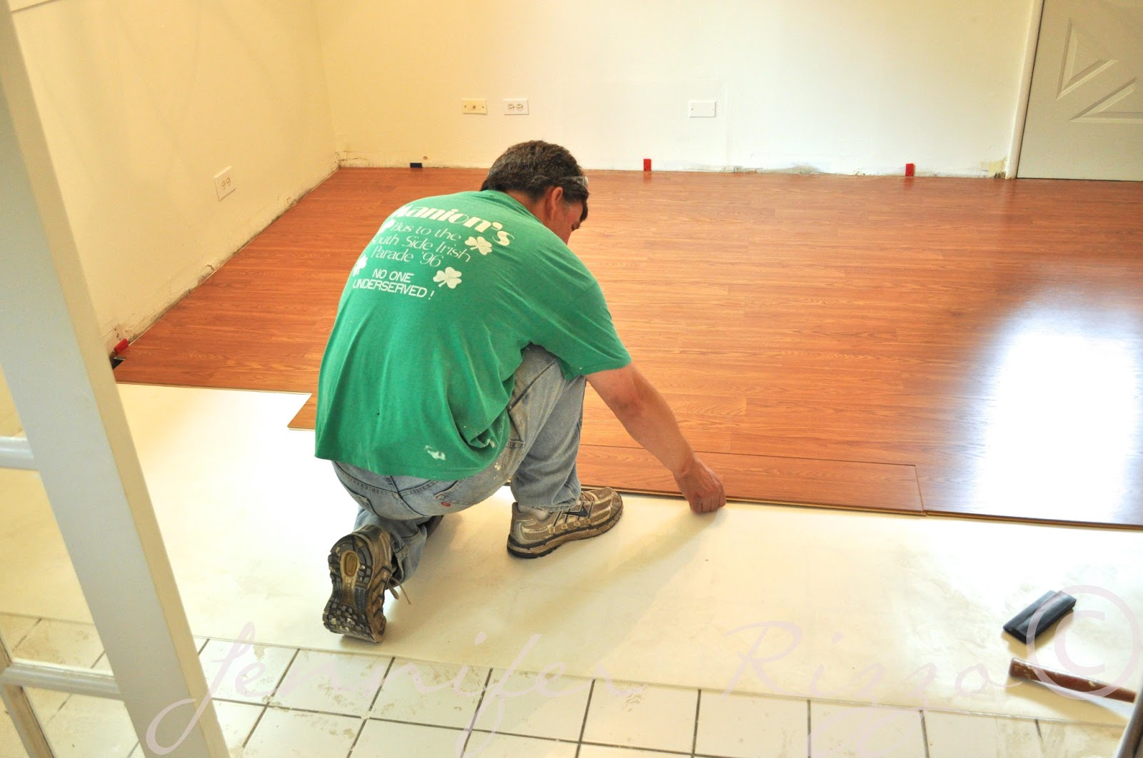 The oak house projectminate flooring going in jennifer hubs dailygadgetfo Image collections