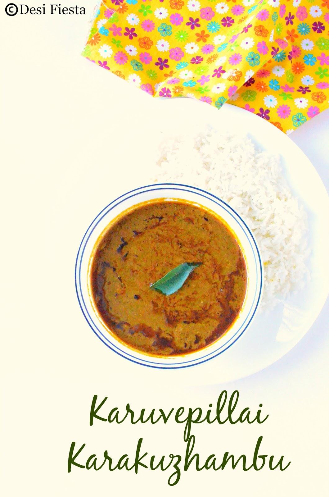 Kuzhambu Recipes