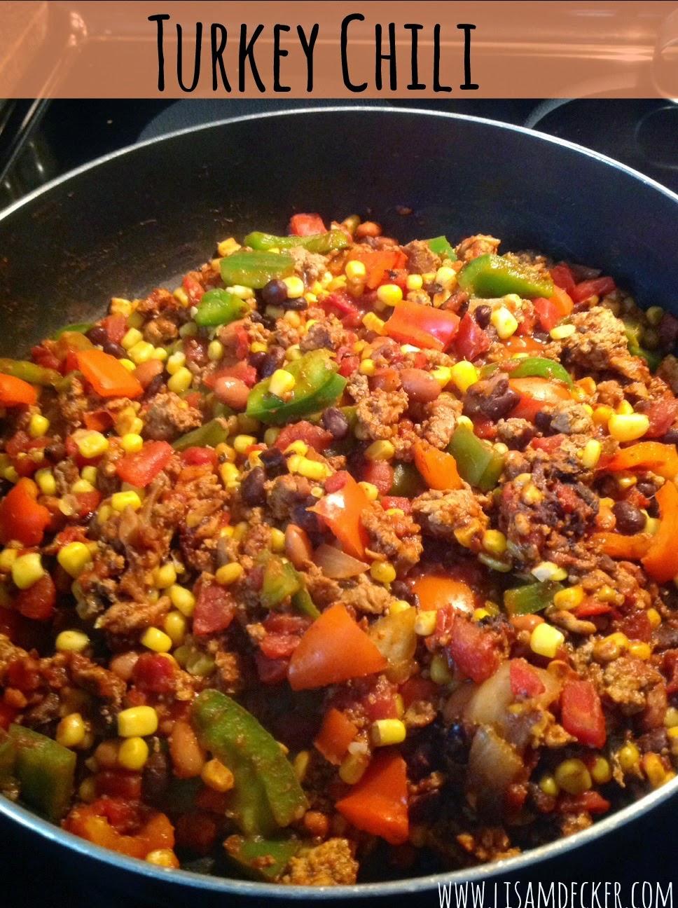 Healthy Chili Recipes, Turkey Chili, Chili