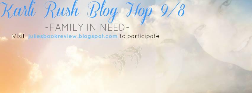 Karli Rush Blog Hop