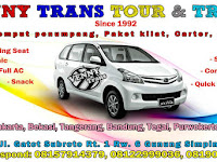 Jadwal Travel Venny Trans Cilacap - Tegal PP