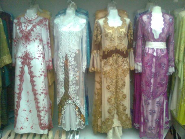baju pengantin 2012