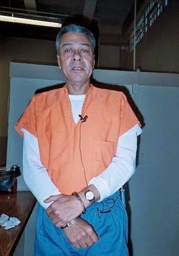 Angel Diaz on Dec. 12, 2006, the day before his execution.