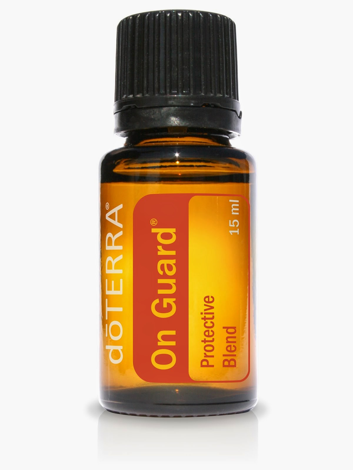 OnGuard Oil Blend - One of my favorite oils!