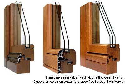 Promura magazine guida alla scelta del vetro degli infissi for Costo serramenti pvc