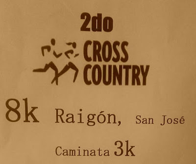 8k y 3k cross country en Raigón (San José, 05/dic/2015)
