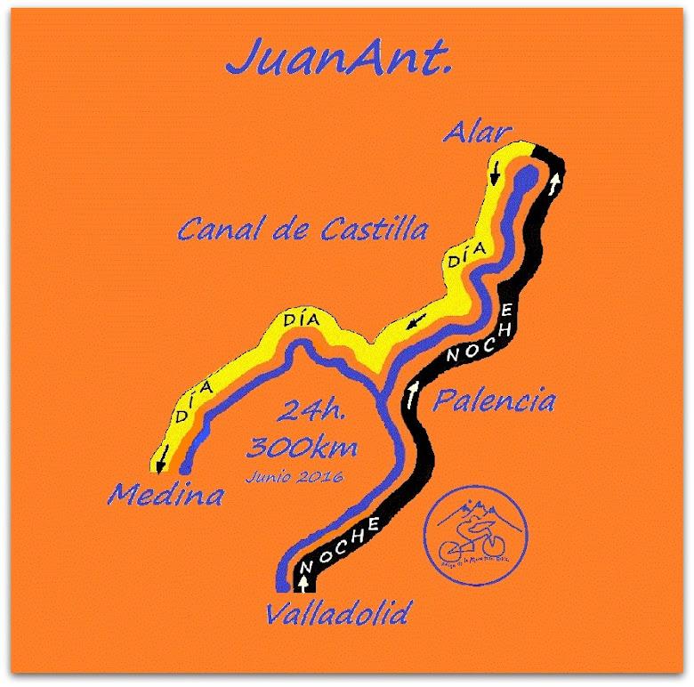 """Hacemos en junio """"Los 300 km del Canal"""""""