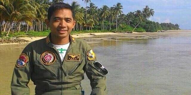 Pilot Hercules jatuh di Medan siswa terbaik Sekkau 97