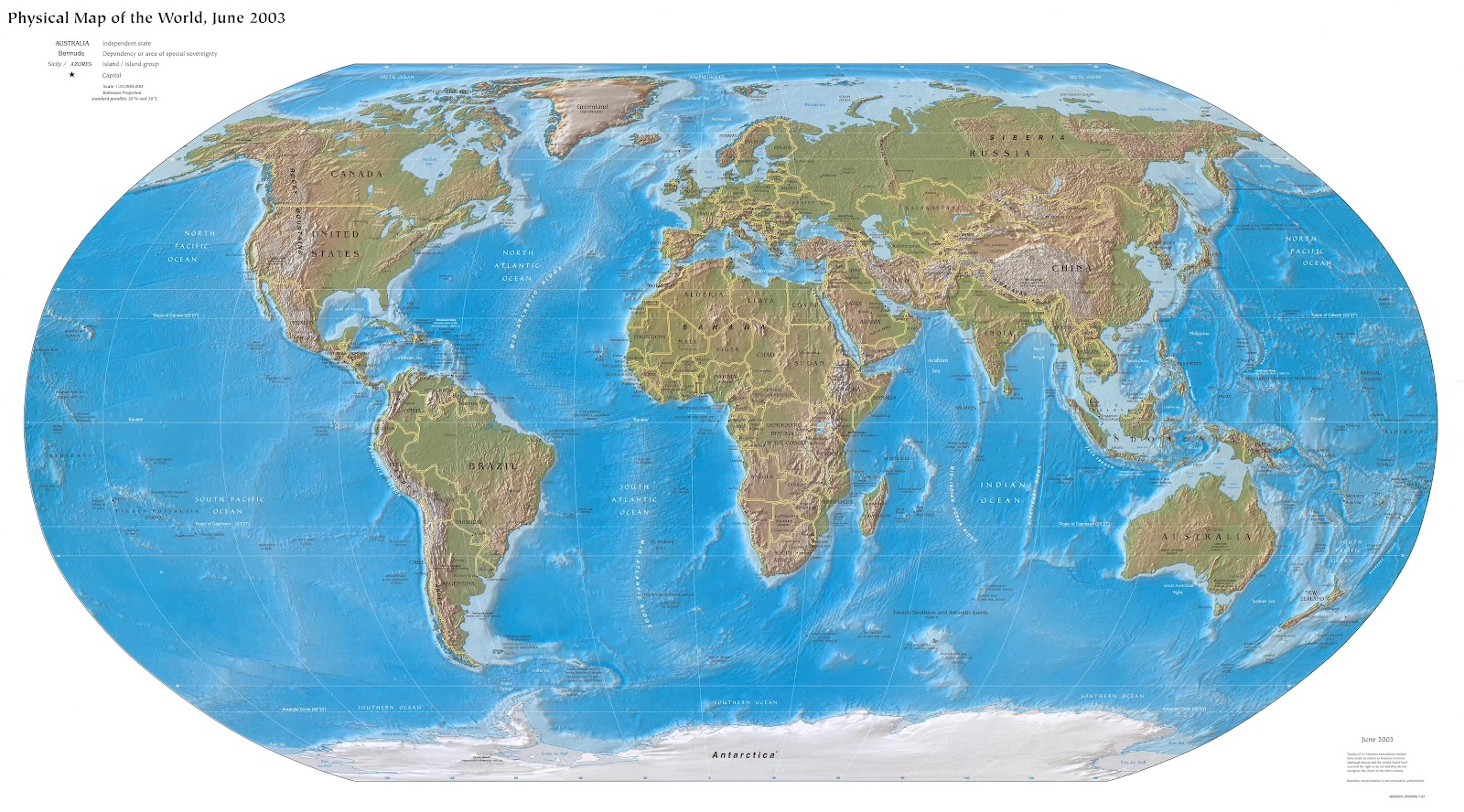 Expedition Earth Maps Of The World - World satellite earth map