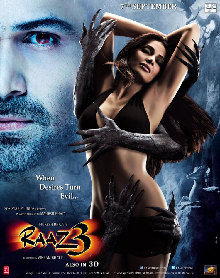 Raaz 3: The Third Dimension (2012) Mp3 Songs Download