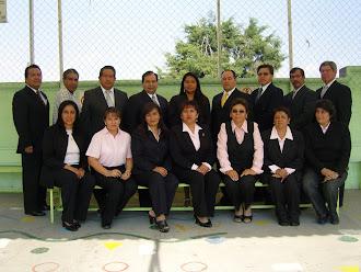 PERSONAL DOCENTE DEL BACHILLERATO DE LA UNIDAD EDUCATIVA