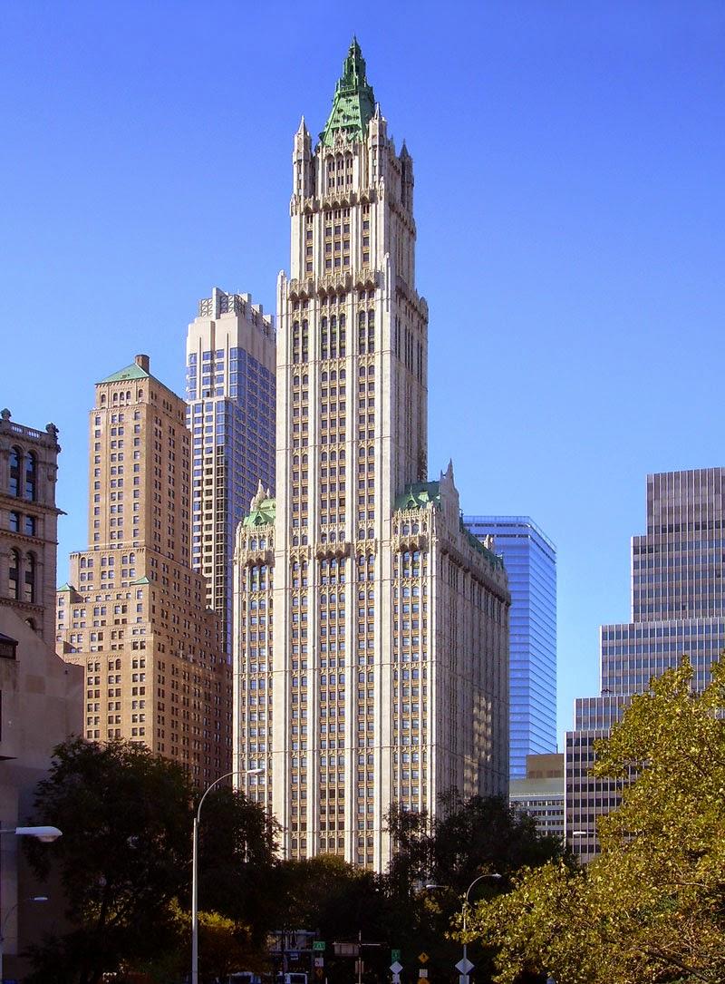Professor blanchard 39 s class blog new york city landmarks for New york landmarks