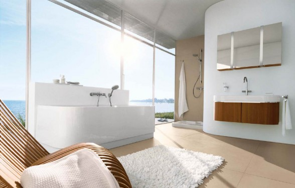 Tinas De Baño Imagenes:Decoracion de Interiores: Fotos de hermosas Tinas para Baño