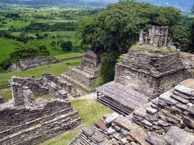 Toniná, Chiapas