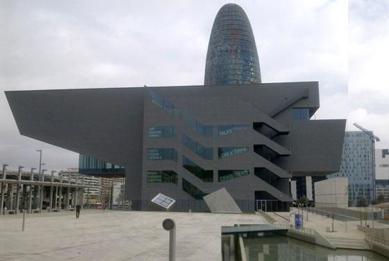 Transformación plaza Glòries (DHUB)