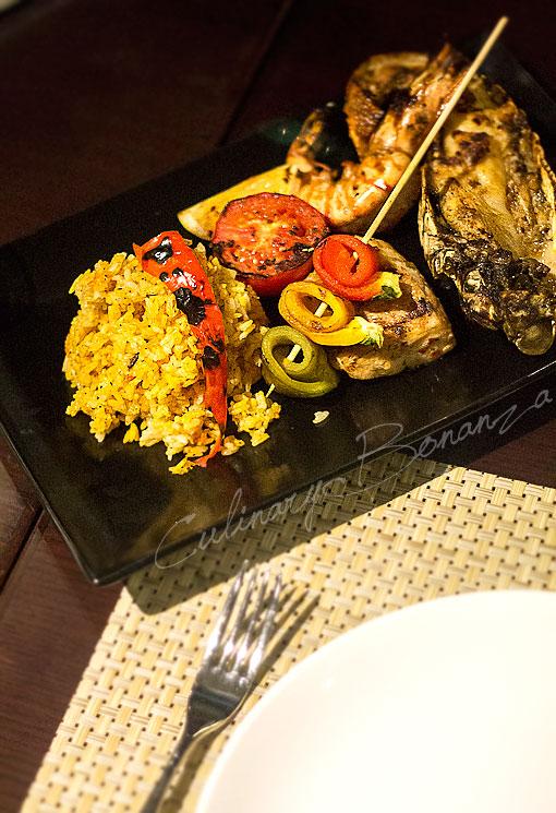 Shammah Restaurant JS Luwansa