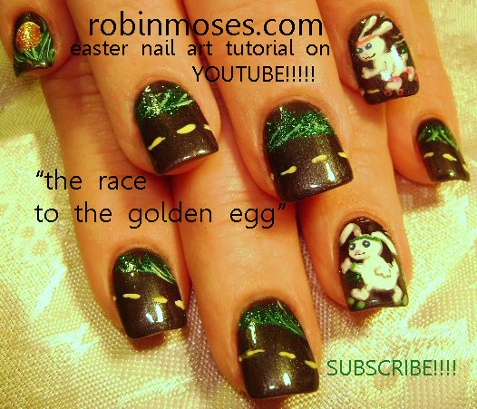 Robin moses nail art roller derby rabbit nail art smiling roller derby rabbit nail art smiling daisies nail art daisies with faces nail art marbled nail art without water marbling without water xanadu prinsesfo Image collections