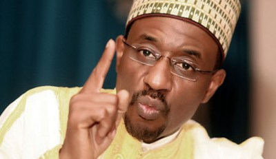 CHIEF IMAM OF CENTRAL BANK OF NIGERIA, SANUSI LAMIDO SANUSI