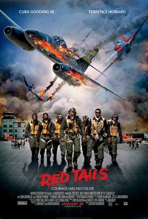 Red tails (2011)